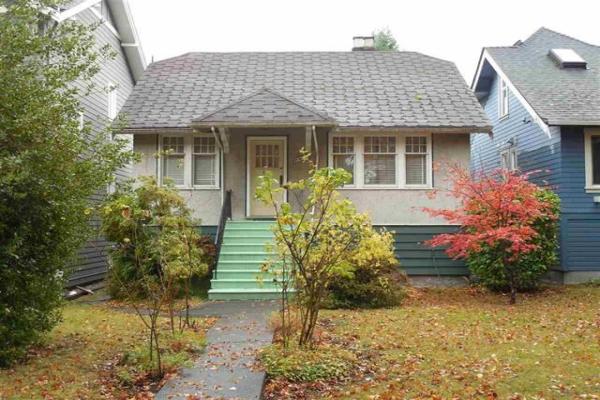 2866 WATERLOO STREET, Vancouver