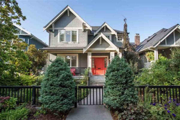 595 W 18TH AVENUE, Vancouver