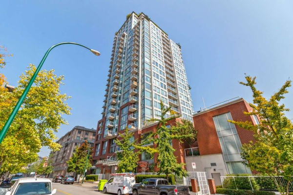 2501 550 TAYLOR STREET, Vancouver