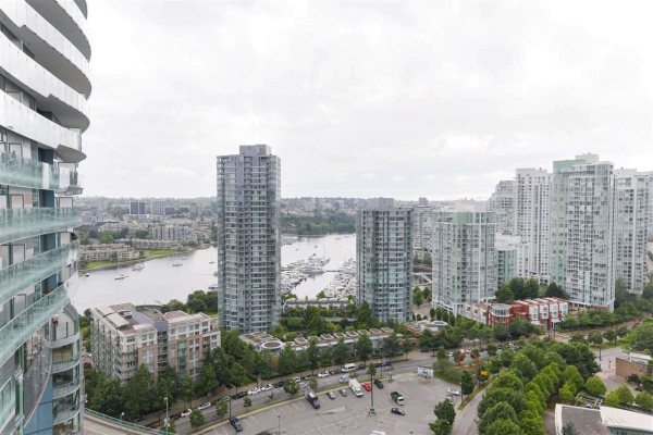 2405 89 NELSON STREET, Vancouver