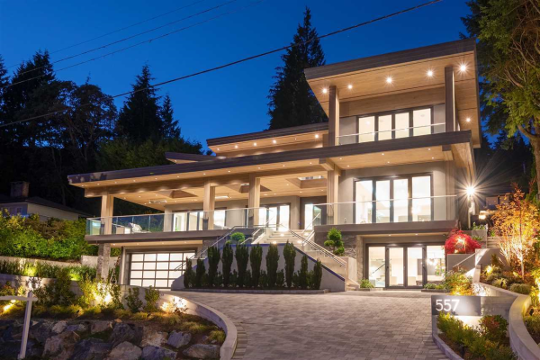 557 ST. GILES ROAD, West Vancouver