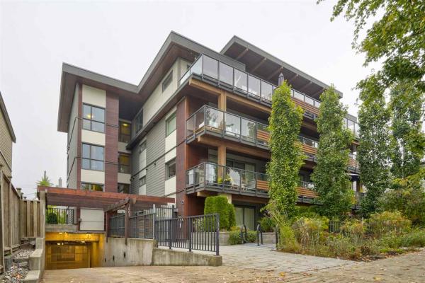 401 1661 E 2ND AVENUE, Vancouver