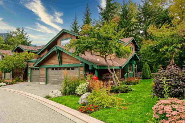 19 1530 TYNEBRIDGE LANE, Whistler
