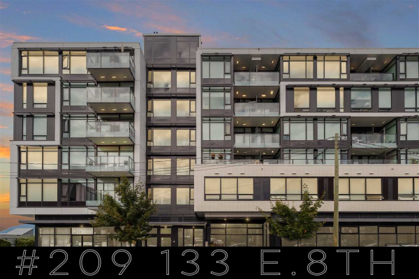 209 133 E 8TH AVENUE, Vancouver
