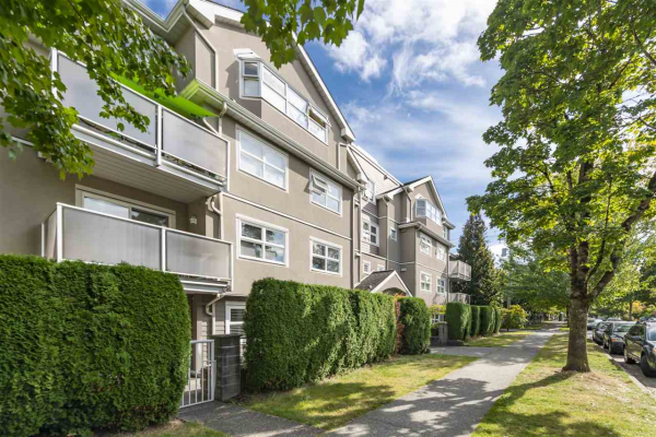 101 3008 WILLOW STREET, Vancouver