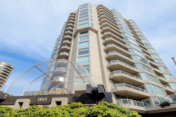 906 1065 QUAYSIDE DRIVE, New Westminster