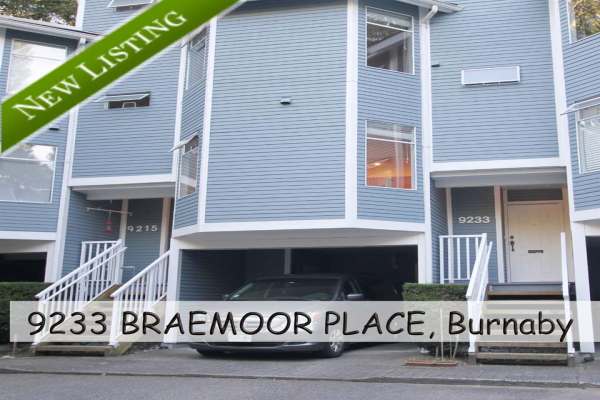 9233 BRAEMOOR PLACE, Burnaby