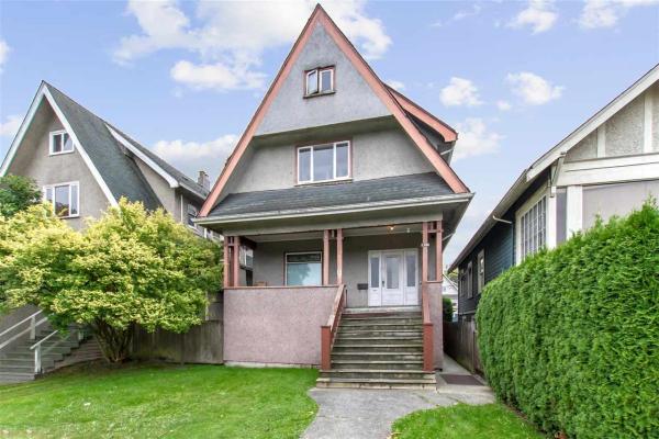 1346 E 12TH AVENUE, Vancouver