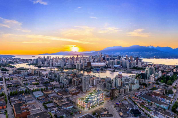 422 180 E 2ND AVENUE, Vancouver