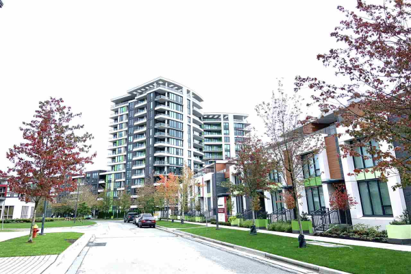 902 3533 ROSS DRIVE, Vancouver