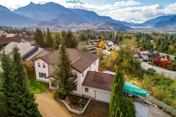 1027 GLACIER VIEW DRIVE, Squamish