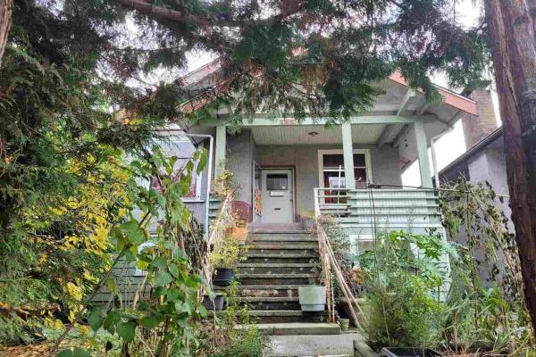 1654 E PENDER STREET, Vancouver