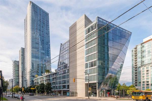 307 1477 W PENDER STREET, Vancouver