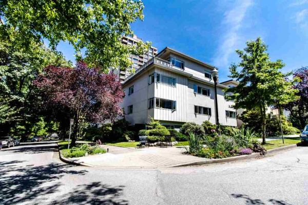 103 1050 JERVIS STREET, Vancouver