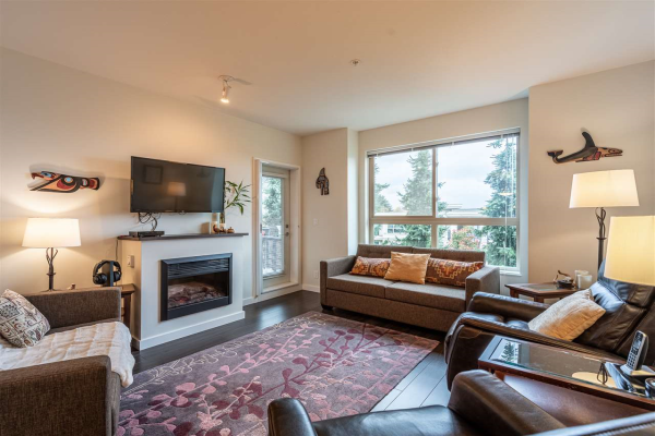 203 255 ROSS DRIVE, New Westminster
