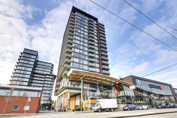 1803 8555 GRANVILLE STREET, Vancouver