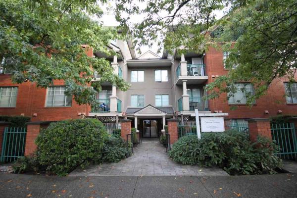 107 929 W 16TH AVENUE, Vancouver