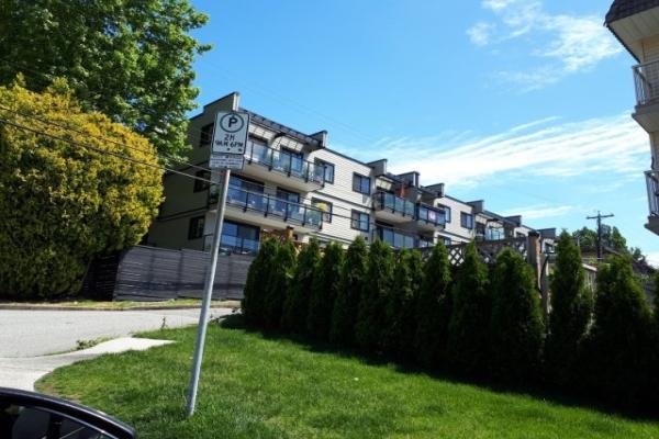 211 240 MAHON AVENUE, North Vancouver