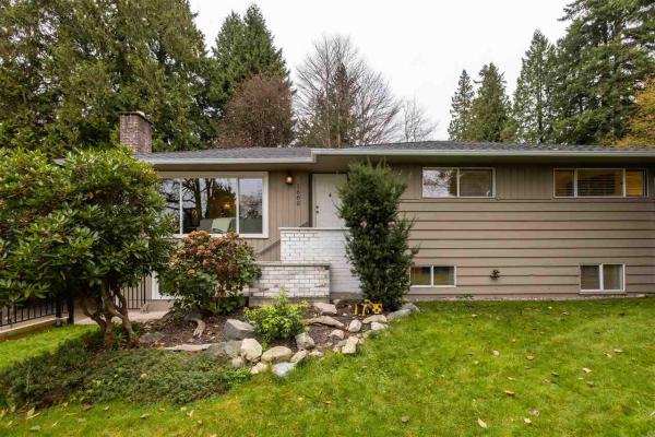 1660 PETERS ROAD, North Vancouver