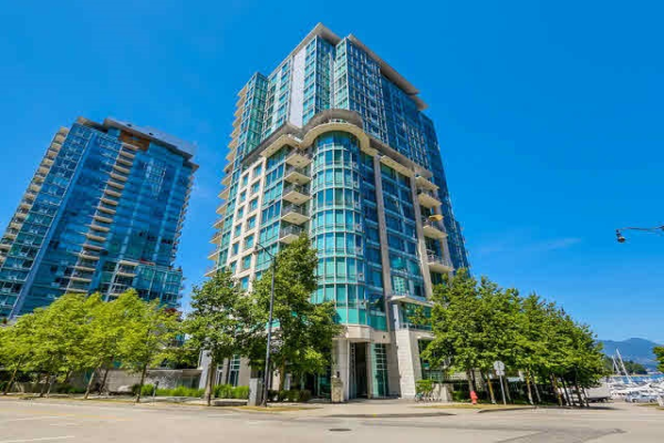 1602 499 BROUGHTON STREET, Vancouver