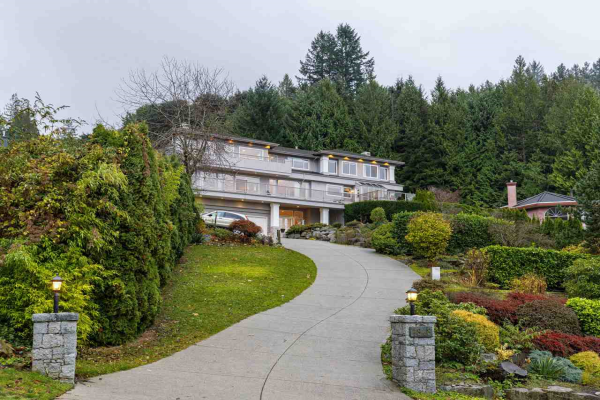 4848 NORTHWOOD DRIVE, West Vancouver
