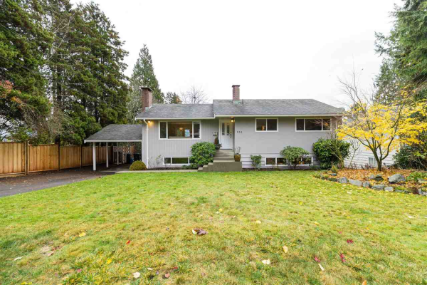832 HUNTINGDON CRESCENT, North Vancouver
