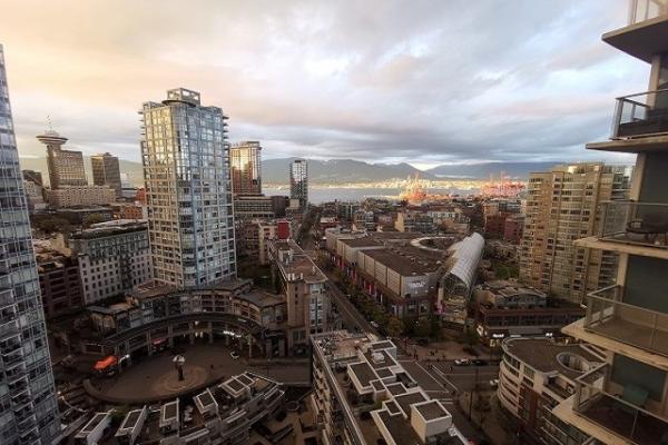 2707 689 ABBOTT STREET, Vancouver