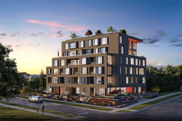 102 7777 CAMBIE STREET, Vancouver