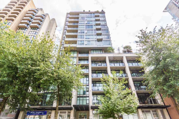 804 1252 HORNBY STREET, Vancouver