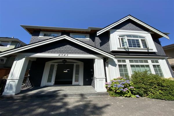 4343 W 12TH AVENUE, Vancouver