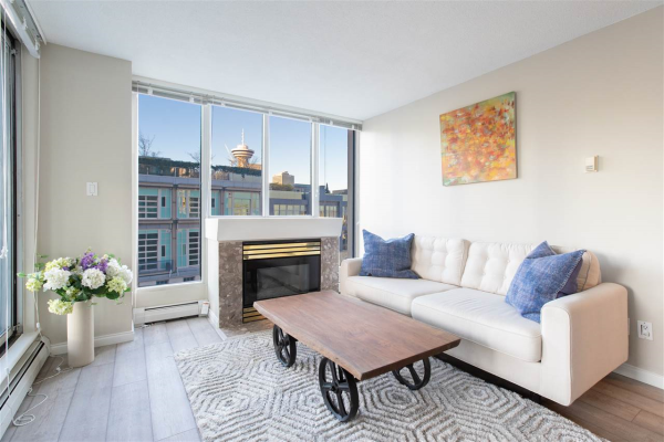 1101 183 KEEFER PLACE, Vancouver