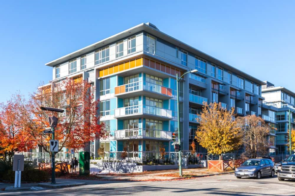108 5289 CAMBIE STREET, Vancouver