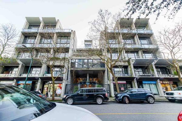 504 428 W 8TH AVENUE, Vancouver