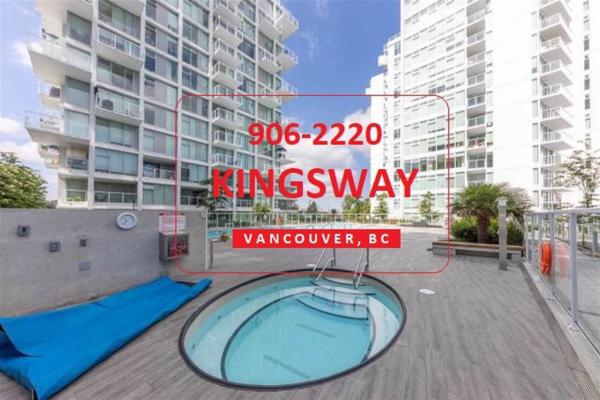 906 2220 KINGSWAY AVENUE, Vancouver