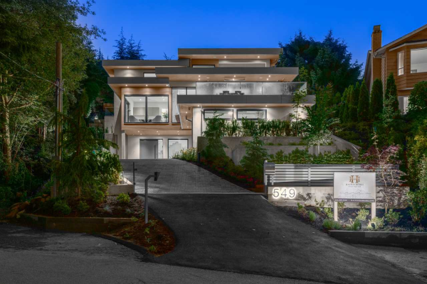 549 ST. ANDREWS ROAD, West Vancouver