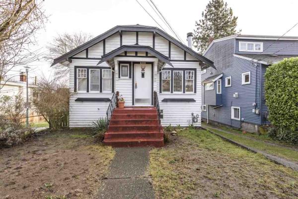 4338 JAMES STREET, Vancouver