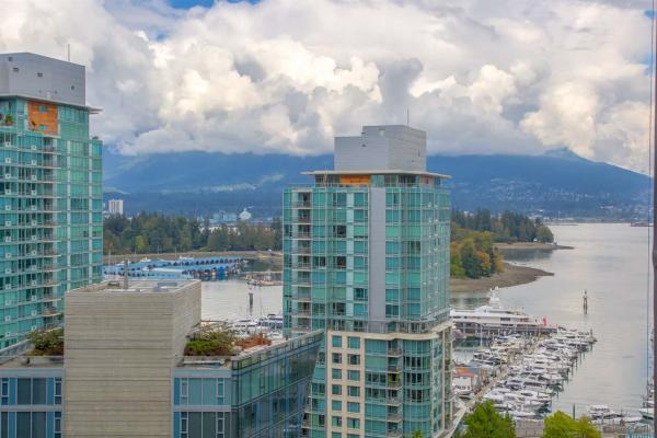 1114 1333 W GEORGIA STREET, Vancouver