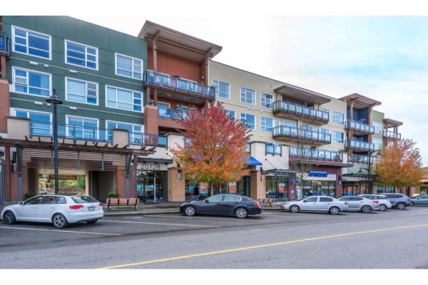 315 20728 WILLOUGHBY TOWN CENTRE DRIVE, Langley