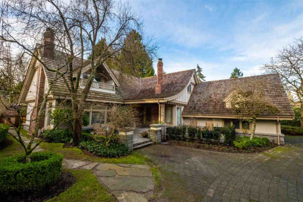 1323 THE CRESCENT STREET, Vancouver