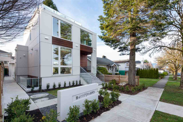 4995 CULLODEN STREET, Vancouver