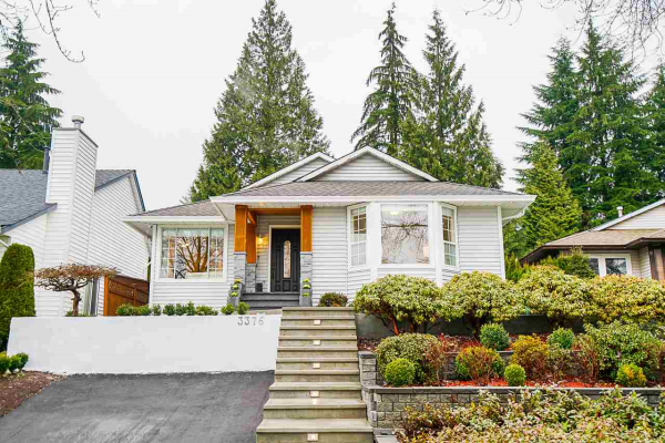 3376 MANNING CRESCENT, North Vancouver