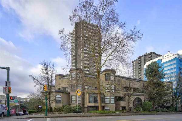 301 1106 PACIFIC STREET, Vancouver