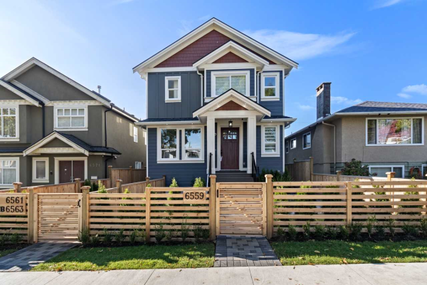 6561 INVERNESS STREET, Vancouver