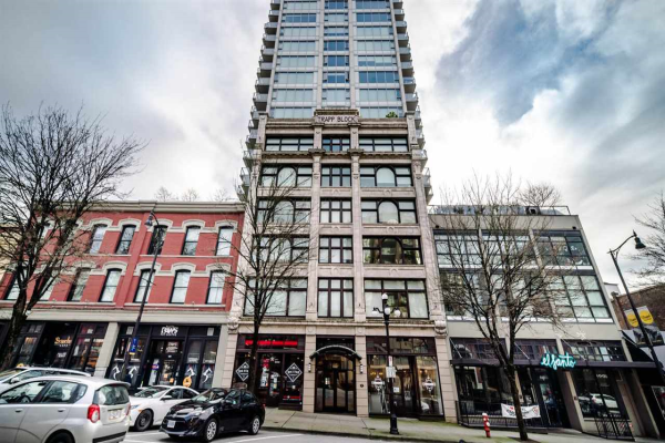 1011 668 COLUMBIA STREET, New Westminster