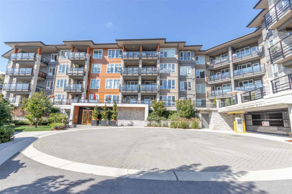 406 3825 CATES LANDING WAY, North Vancouver