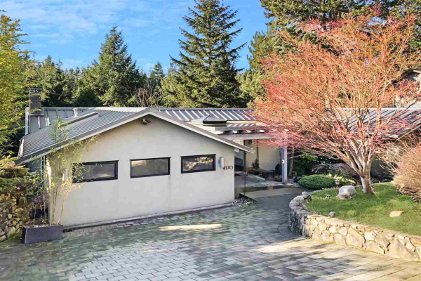 4170 RIPPLE ROAD, West Vancouver