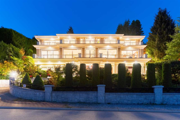 1339 CAMRIDGE ROAD, West Vancouver