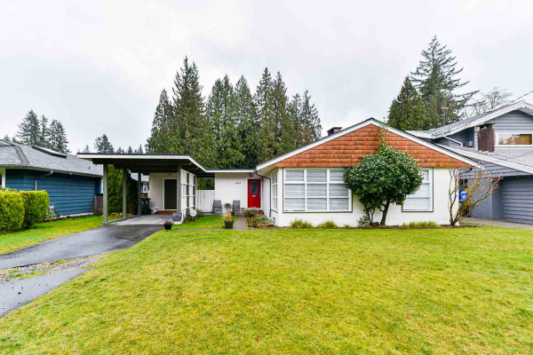 1367 W 23RD STREET, North Vancouver