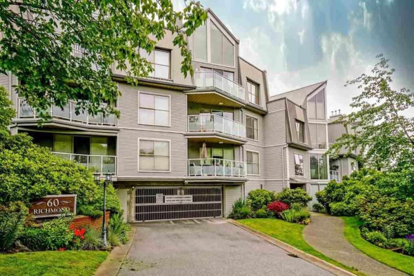 105 60 RICHMOND STREET, New Westminster