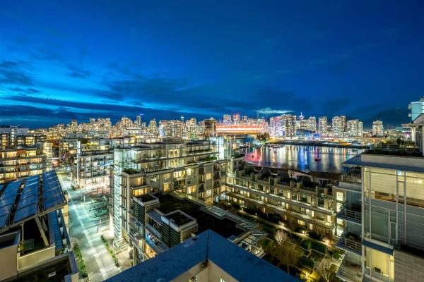 1201 1661 ONTARIO STREET, Vancouver